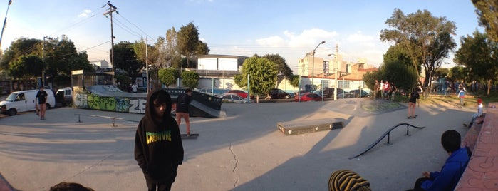 Skate Park San Joaquín is one of Steffyさんのお気に入りスポット.