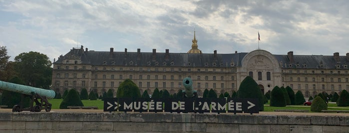 Musée de l'Armée is one of Paris.