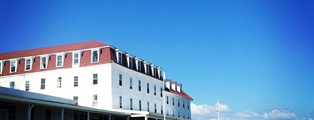 Oceanic Hotel is one of Historic Hotels to Visit.