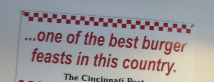 Five Guys is one of Lieux qui ont plu à Tiona.