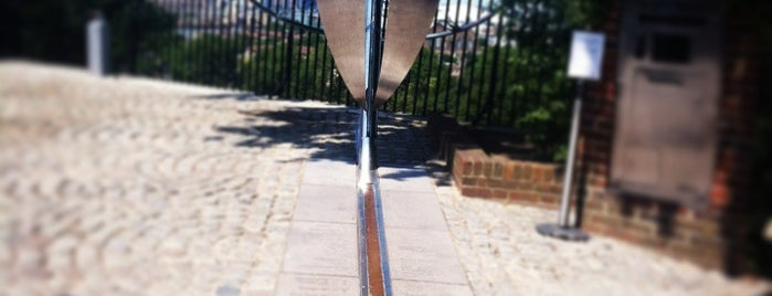 Greenwich Meridian is one of london.