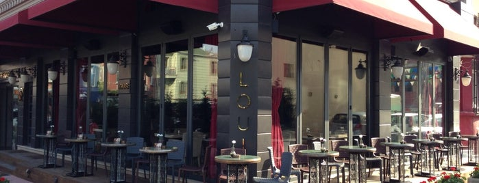Louis Bistro is one of Karakoy galata.