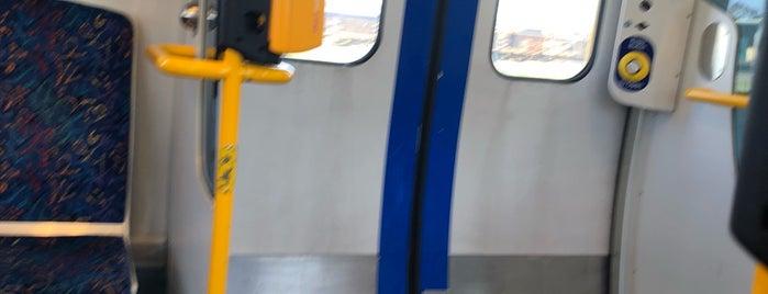 Croydon Station Playground is one of Enjoy Croydon, #Adelaide.