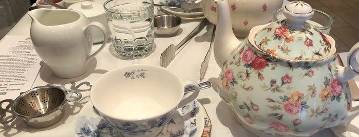 Windsor Arms Tea Room is one of Posti salvati di Rachel.