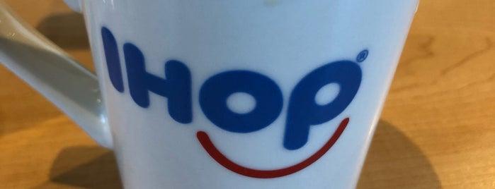 IHOP is one of Tempat yang Disukai Alan.