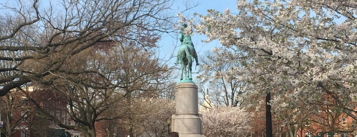 Nathanael Greene Statue is one of Revolutionary War Trip.