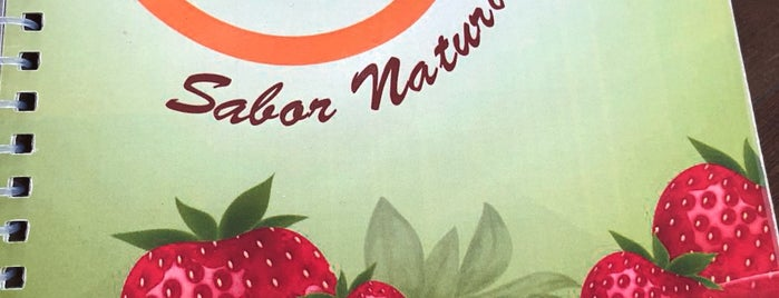 Sítio - Sabor Natural is one of Camila Marcia 님이 좋아한 장소.