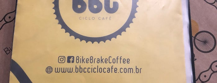 BBC Ciclo Café is one of Lieux sauvegardés par Marsel.