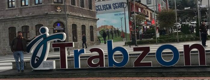Trabzon Çarşı is one of Posti che sono piaciuti a Esen.