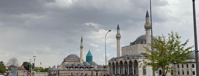 Konya Mutfağı Mevlana is one of สถานที่ที่ Caner ถูกใจ.