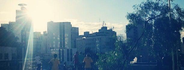 Praça Franklin Roosevelt is one of Sampa 460 :).