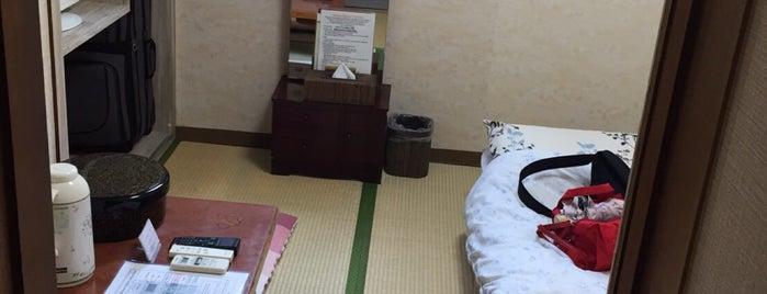 Tokaisou is one of สถานที่ที่บันทึกไว้ของ Pritya.
