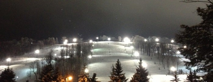 Seven Springs Mountain Resort is one of Locais curtidos por Dan.