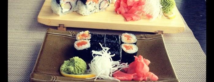 Sushi Express is one of สถานที่ที่ Greta ถูกใจ.