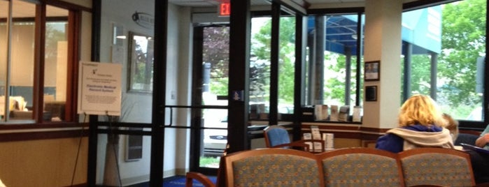 Blue Bell Surgery Center is one of Places I have gone.