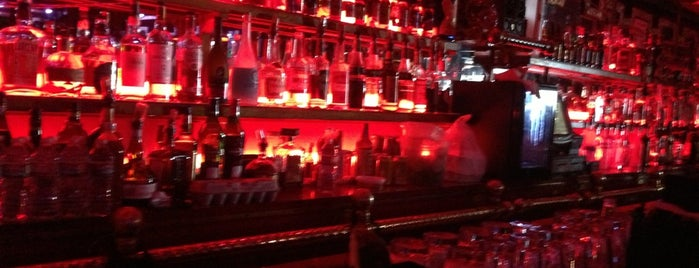 La Cita Bar is one of LA Nightclubs.