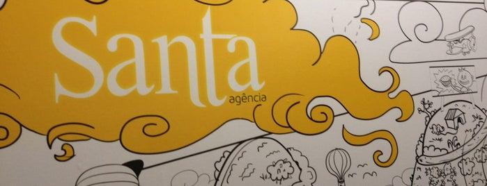 Santa Agência is one of Agências Recife.
