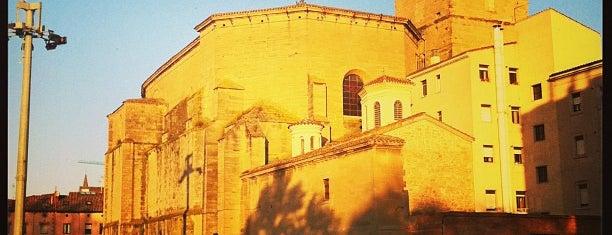 Iglesia de Santiago El Real is one of La Rioja.