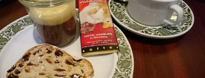 Hotel Hamburg is one of Nürnberg, Deutschland (Nuremberg, Germany).