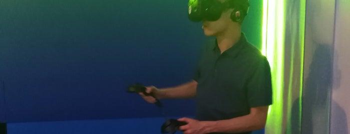 Virtua - Realidad Virtual is one of promobook ocio.