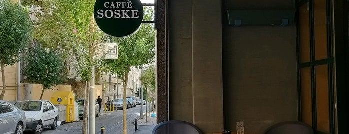 Caffe Soske is one of Orte, die Erkan gefallen.