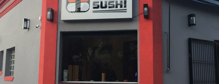 Maru Sushi is one of Locais curtidos por Ariane.