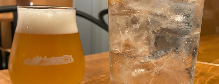 Hitachino Brewing Tokyo Distillery is one of todo.tokyo.