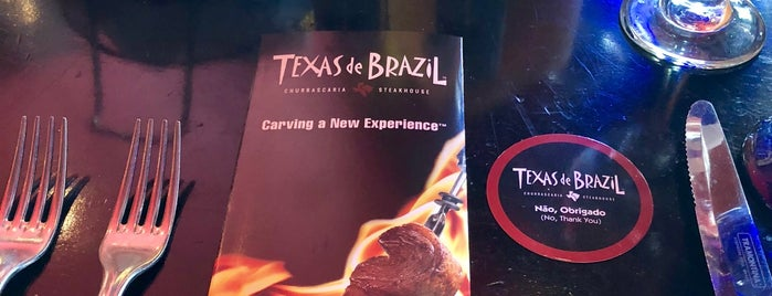 Texas de Brazil is one of Chanice's Liked Places.