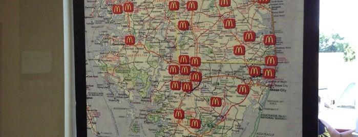 McDonald's is one of Posti che sono piaciuti a Dawn.