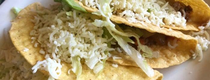 Degollado Authentic Mexican Restaurant is one of Cassie: сохраненные места.