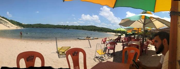 Lagoa de Jacumã is one of O melhor de Natal - RN.
