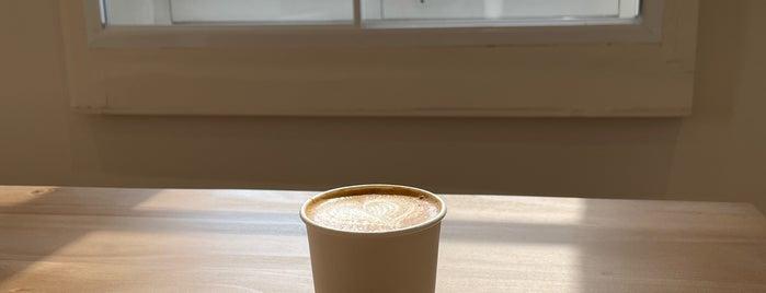 Kuro coffee is one of LDN - Brunch/coffee/ breakfast.