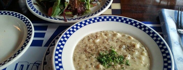 Duke's Seafood & Chowder is one of Gluten Free.