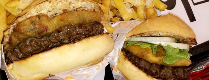 Burger Shack is one of Hamburguestour.