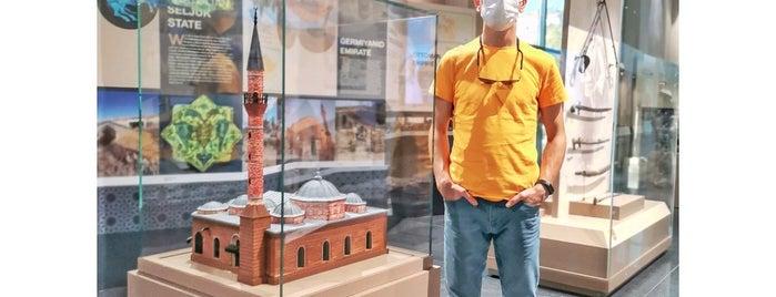 Uşak Yeni Arkeoloji Müzesi is one of Denizli & Aydın & Burdur & Isparta & Uşak & Afyon.