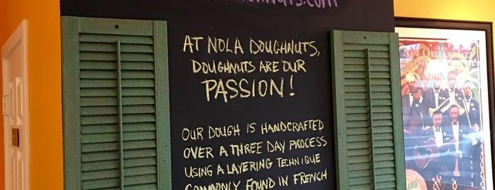 NOLA Doughnuts is one of #adventurePDX.