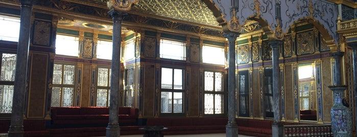 Topkapı Sarayı Harem Dairesi is one of Istanbul.