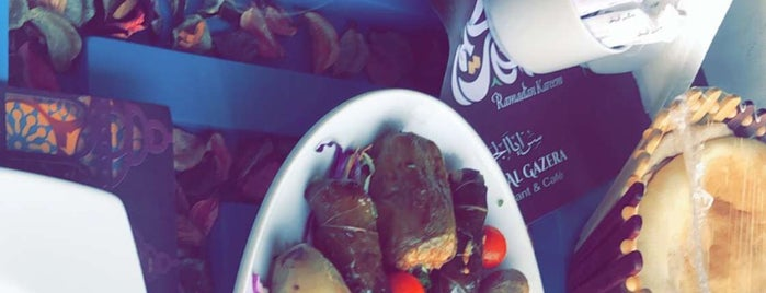 Saraya El Jazeera Cafe is one of Najlaさんのお気に入りスポット.