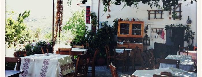 Μοσχοβολιές is one of Crete.