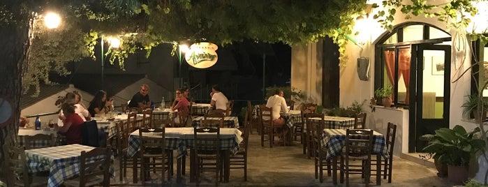 Taverna Antonis is one of Greece.