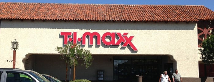T.J. Maxx is one of Locais curtidos por Hiroshi ♛.