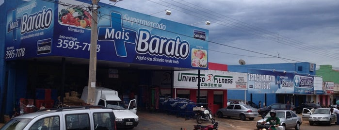 Supermercado Mais Barato is one of Lugares favoritos de Grackelly.