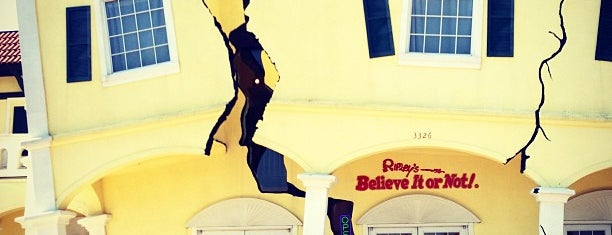 Ripley's Believe It Or Not is one of U.S. Road Trip.