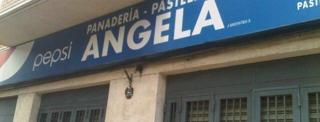 Panaderia Angela is one of 101 comidas en Caracas.