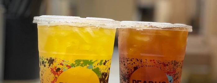 Pearl's Finest Teas is one of LA Ideas.