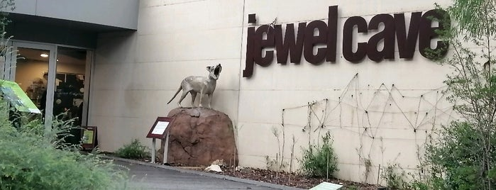 Jewel Cave is one of WA.