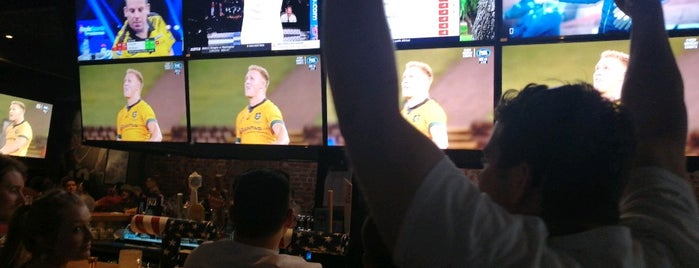 Patriot Sports Bar is one of Perth 2017.
