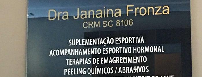 Clinica Bonjour Sante is one of Orte, die Luis Gustavo gefallen.