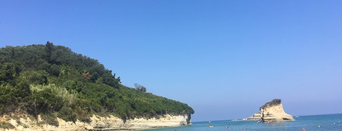 Apotripiti Beach is one of Corfu, Greece.