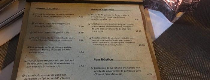 a huevo Restaurante is one of Valencia Food.